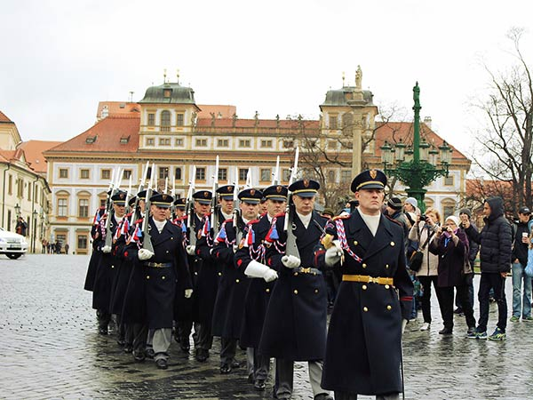 プラハの衛兵