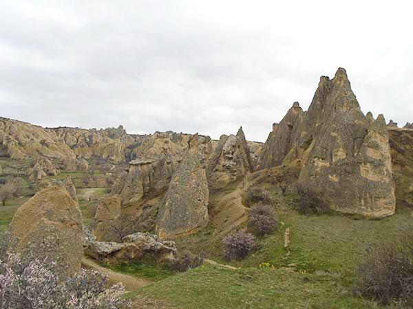 トルコの野外風景