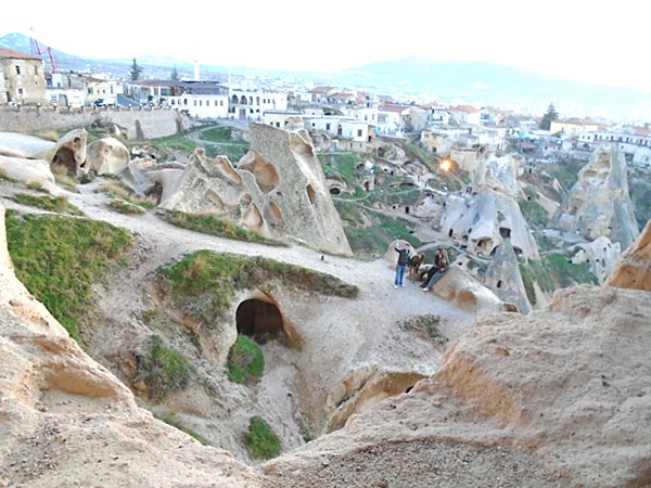トルコ「カッパドキア」の景色
