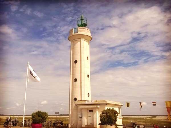 ル・ウールデル灯台