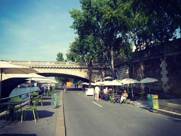 リュイ・フィリップ橋のブーロドローム