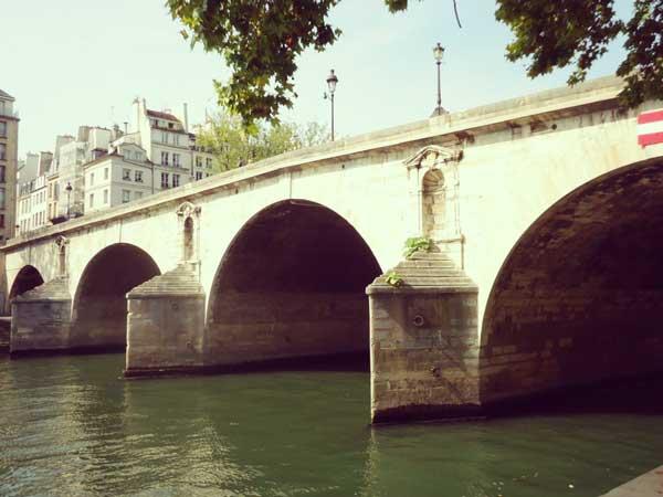 フランスのマリー橋