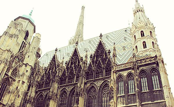 違う時代に生きてるような気分になれるウィーンで街歩き