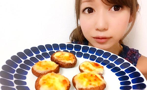 しいたけ焼きレシピ!簡単おいしい椎茸と鮭マヨネーズ焼き