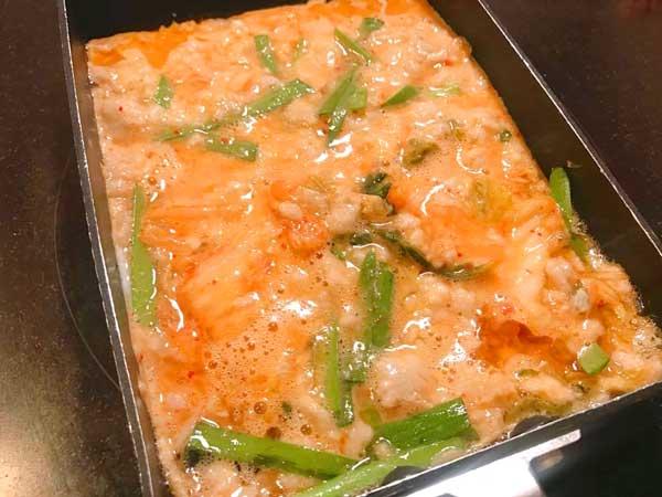食べやすい形にチヂミを切れるオススメの卵焼き用フライパン