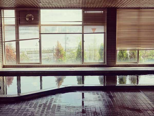 松江ニューアーバンホテルの大浴場