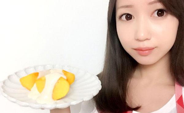 柿の白和え簡単レシピ!とろ~り食感の豆腐クリームが決め手