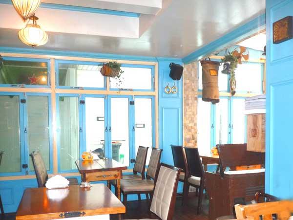 梨泰院グローバルフード通りのお洒落なイタリア料理店