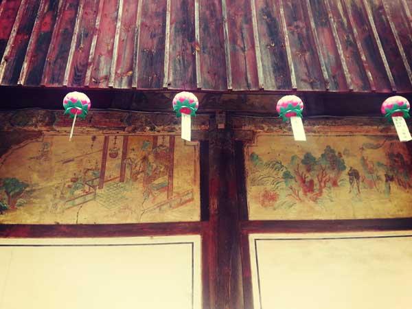 慶州の歴史遺跡地区の古墳