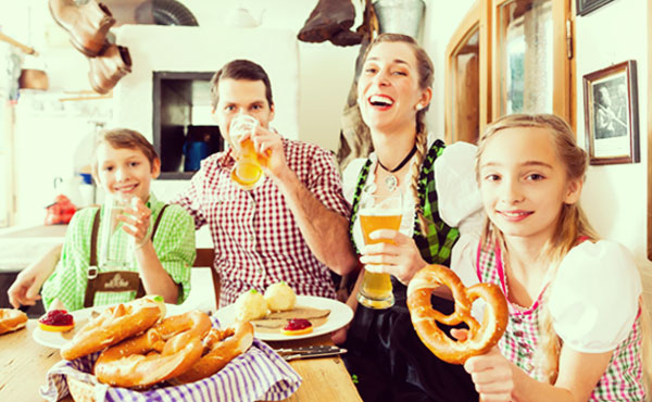 ドイツの食事マナー・みんな揃ってから食べるのが基本ルール