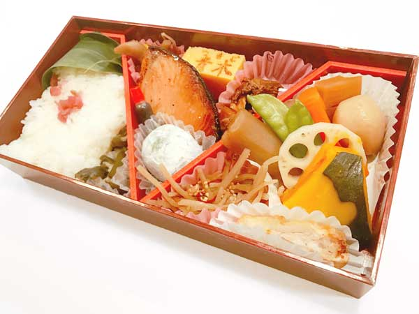 満足度が高い東京弁当の品数と質