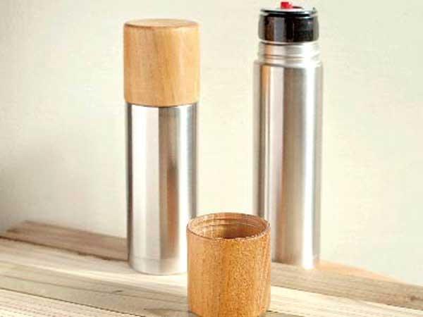 SUSgalleryとMokuNejiのブランド水筒