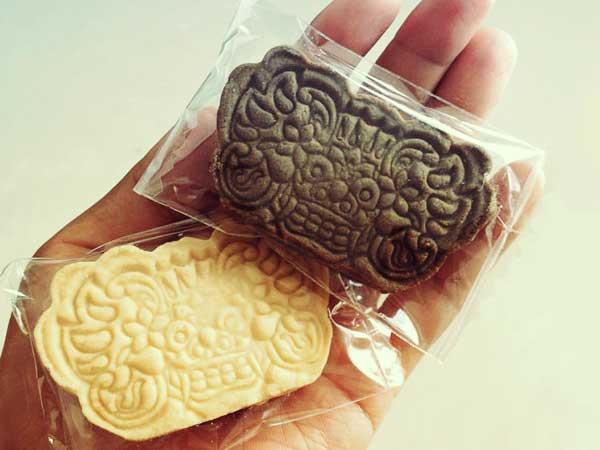 バリ島のお土産クッキー