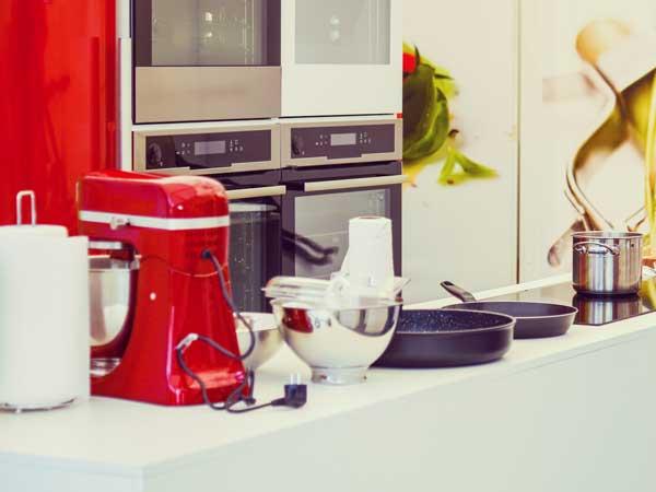 家庭の家電製品
