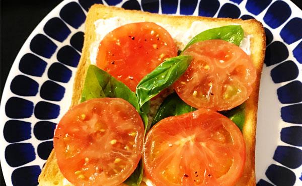 イタリアントースト簡単レシピ!忙しい朝こそ食べたい野菜たっぷり!